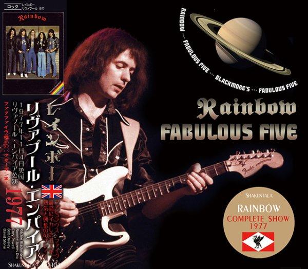 画像1: RAINBOW FABULOUS FIVE 1977 【2CD】 (1)