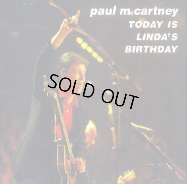 画像1: PAUL McCARTNEY / TODAY IS LINDA'S BIRTHDAY 【2CD】 (1)