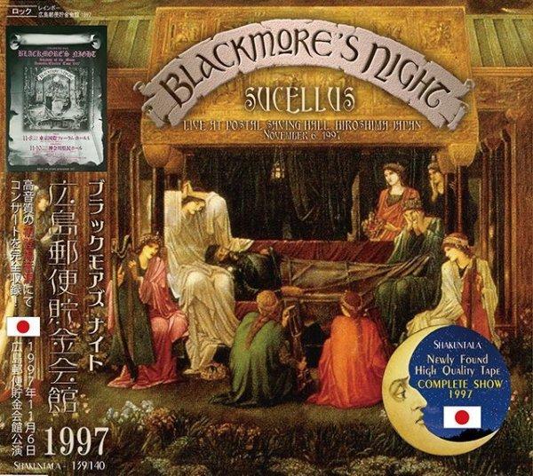 画像1: BLACKMORE'S NIGHT SUCELLUS 1997 【2CD】 (1)