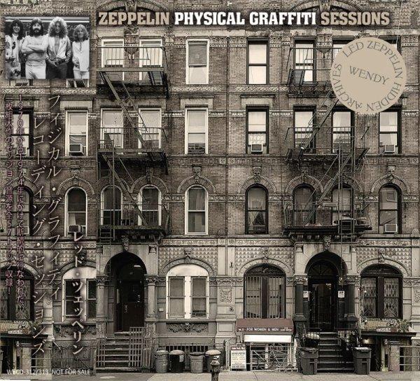 画像1: LED ZEPPELIN / PHYSICAL GRAFFITI SESSIONS 【2CD】 (1)