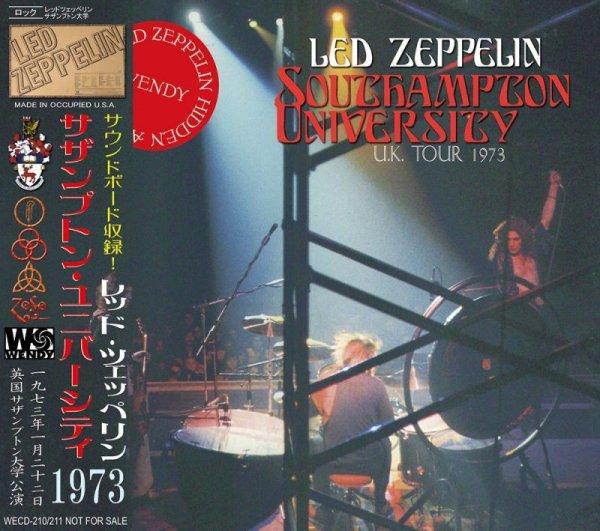 画像1: LED ZEPPELIN / SOUTHAMPTON UNIVERSITY 【2CD】 (1)