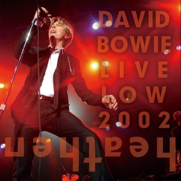 画像1: DAVID BOWIE / LIVE LOW 2002 【2CD】 (1)