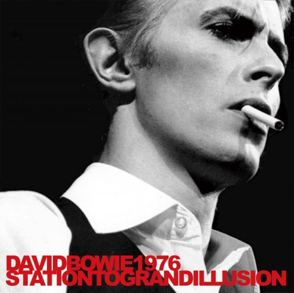 画像1: DAVID BOWIE / STATION TO GRAND ILLUSION 【2CD】 (1)