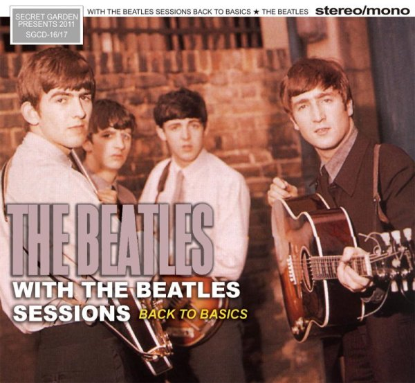 画像1: THE BEATLES / WITH THE BEATLES SESSIONS 【2CD】 (1)