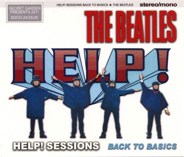 画像1: THE BEATLES / HELP! SESSIONS 【3CD】 (1)