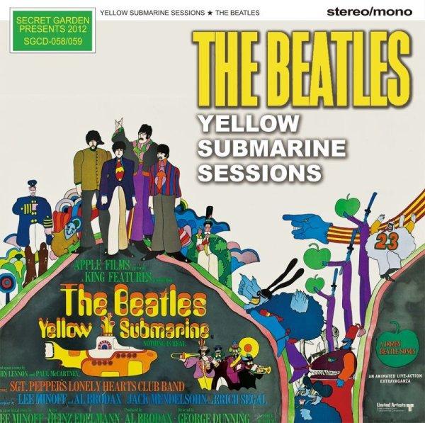 画像1: THE BEATLES / YELLOW SUBMARINE SESSIONS 【2CD】 (1)