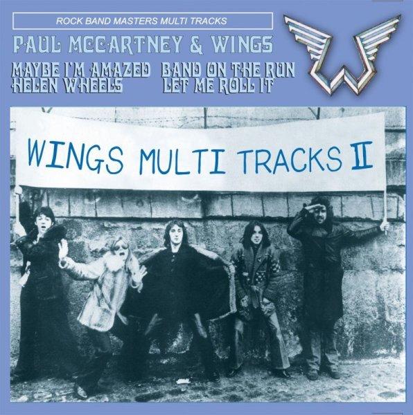 画像1: PAUL McCARTNEY / WINGS MULTI TRACKS II 【2CD】 (1)