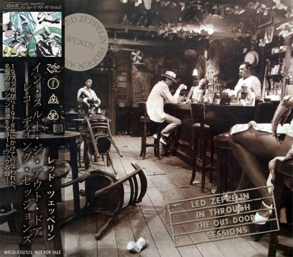 画像1: LED ZEPPELIN / IN THROUGH THE OUT DOOR SESSIONS 【2CD】 (1)