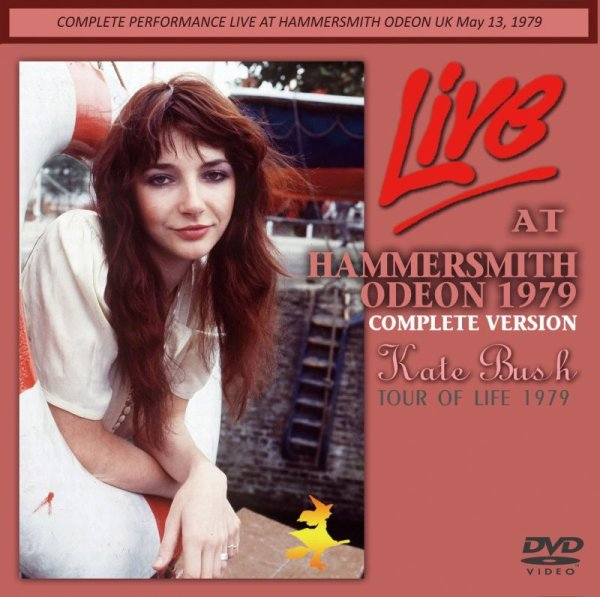 画像1: KATE BUSH / LIVE AT HAMMERSMITH ODEON 1979 COMPLETE VERSION 【DVD】 (1)
