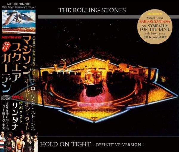 画像1: THE ROLLING STONES / HOLD ON TIGHT - definitive version - 【3CD】 (1)