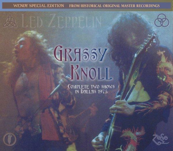 画像1: LED ZEPPELIN / GRASSY KNOLL 1975 【6CD】 (1)