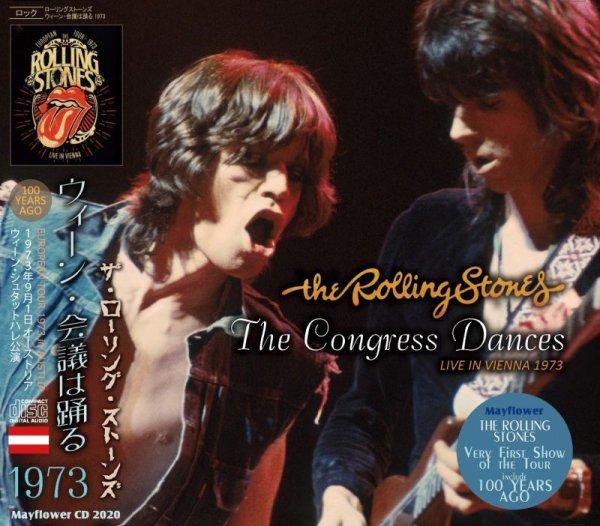 画像1: THE ROLLING STONES 1973 THE CONGRESS DANCES 2CD (1)
