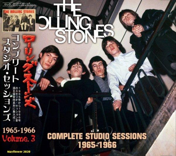 画像1: THE ROLLING STONES COMPLETE STUDIO SESSIONS 1965-1966 2CD (1)