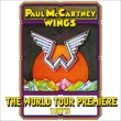 画像1: PAUL McCARTNEY / THE WORLD TOUR PREMIERE 1975 【CD】 (1)