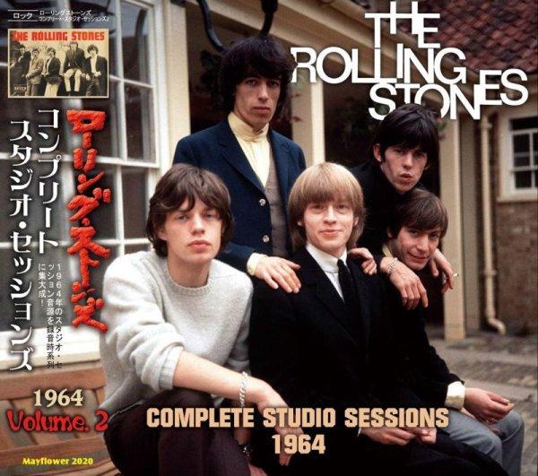 画像1: THE ROLLING STONES COMPLETE STUDIO SESSIONS 1964 2CD (1)