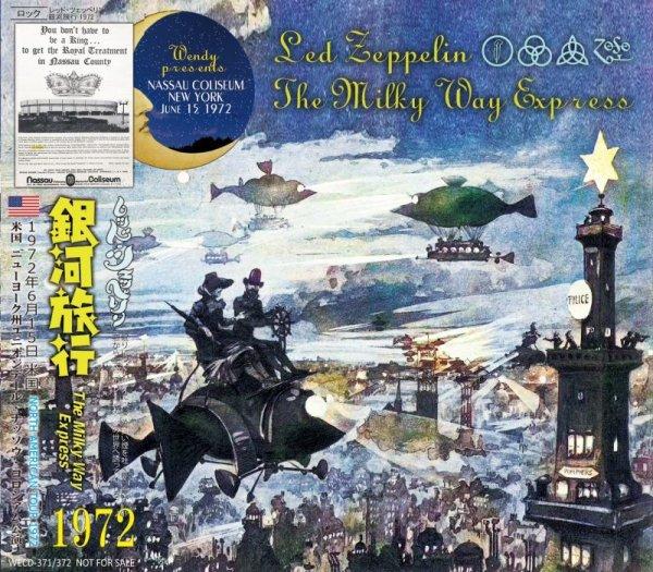 画像1: LED ZEPPELIN 1972 THE MILKY WAY EXPRESS 2CD (1)