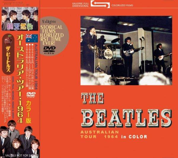 画像1: THE BEATLES AUSTRALIAN TOUR 1964 in COLOR DVD (1)